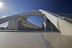 Moses Mabhida Stadium, Soccer World Cup 2010 Royalty Free Stock Photo