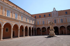 Moses. Roman Catholic Archdiocese of Pisa in Italy Royalty Free Stock Photos