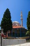 Mosgue de Grécia Rhodos Imagens de Stock Royalty Free