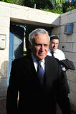 Moshe Katzav - 8. Präsident von Israel Lizenzfreie Stockbilder