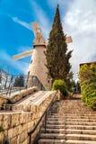 Moshe Montifiori windmill Stock Photos