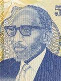 Moshoeshoe II Stock Photo