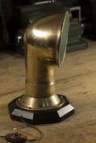Mosiężna lampa obrazy royalty free
