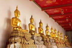 Mosiężny Buddha Obrazy Stock