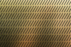 mosiężny metal Fotografia Stock