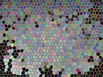 Кирпич-Mosiac-картина Стоковые Изображения RF