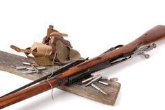 Mosin Nagant Rifle Royalty Free Stock Images