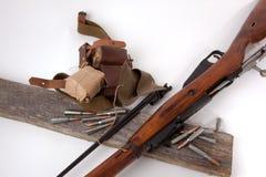 Mosin Nagant Rifle Royalty Free Stock Photography