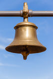 Mosiężny dzwon Fotografia Royalty Free