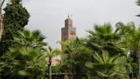 Moské - Afrika Arkivbild