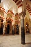 Moské av Cordoba, Andalusia, Spanien royaltyfri fotografi