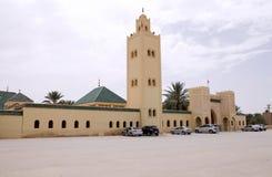 Moské av Erfoud royaltyfri fotografi