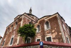 Moské av Suleiman Rhodes Royaltyfri Fotografi