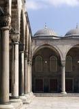 moské för 15 blue Arkivbilder