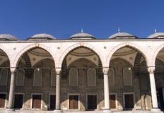 moské för 8 blue Fotografering för Bildbyråer