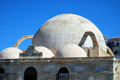 moské för chania 04 royaltyfria bilder