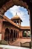 Moské för Jama Masjid arkivfoto