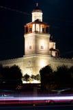 Moské för konung Hussain Royaltyfri Fotografi
