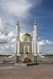 Moské i Aktobe Arkivfoton