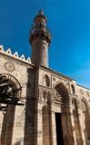 Egyptisk moské royaltyfri foto