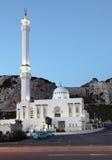 Moské i Gibraltar Royaltyfria Bilder
