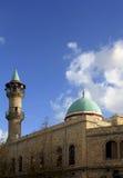 Moské i Haifa Arkivfoto