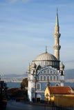 Moské i Izmir Arkivfoton