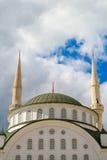 Moské Mersin/Turkiet Arkivbild