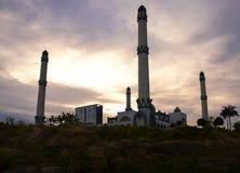 Moské på höglandet av Riau Royaltyfri Fotografi
