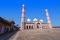 Moské Taj-Ul-Masajid royaltyfri foto