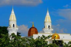 moské thailand Fotografering för Bildbyråer