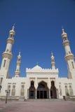 moské uae för dhabi för abualbahya Arkivfoton