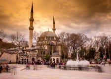 Moskébild Istanbul royaltyfri bild