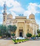 Moskéerna av Alexandria Royaltyfri Foto