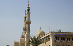 Moskéhm al-tobool Arkivfoton