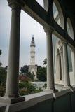Mosk della torre di preghiera Fotografia Stock Libera da Diritti