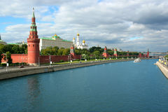 Moskau Stockfotografie