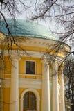 Moskau. Arkhangelskoye lizenzfreie stockfotos