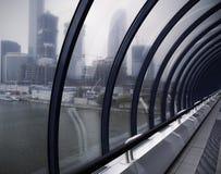 Moskau-Brücke stockfoto