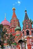 Moskau-churchs Stockfoto