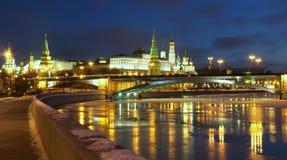 Moskau der Kreml Stockfotos