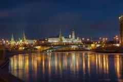 Moskau der Kreml Lizenzfreie Stockfotos