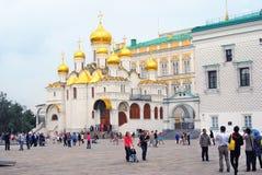 Moskau der Kreml Moskau Kremlin Der meiste populäre Platz in Vietnam Lizenzfreies Stockfoto