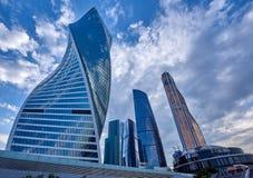 moskau Eine Abbildung auf einem Thema der Architektur Lizenzfreie Stockbilder