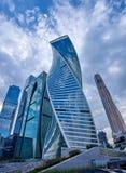 moskau Eine Abbildung auf einem Thema der Architektur Stockbilder