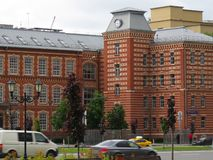 Moskau! Ich liebe dich! lizenzfreies stockbild