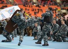 Moskau-Kadetten Lizenzfreies Stockfoto