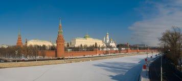 Moskau. Kremlin Stockbilder