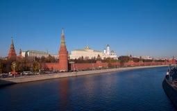 Moskau Kremlin. Stockfotografie