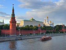 Moskau, Kremlin stockfotografie